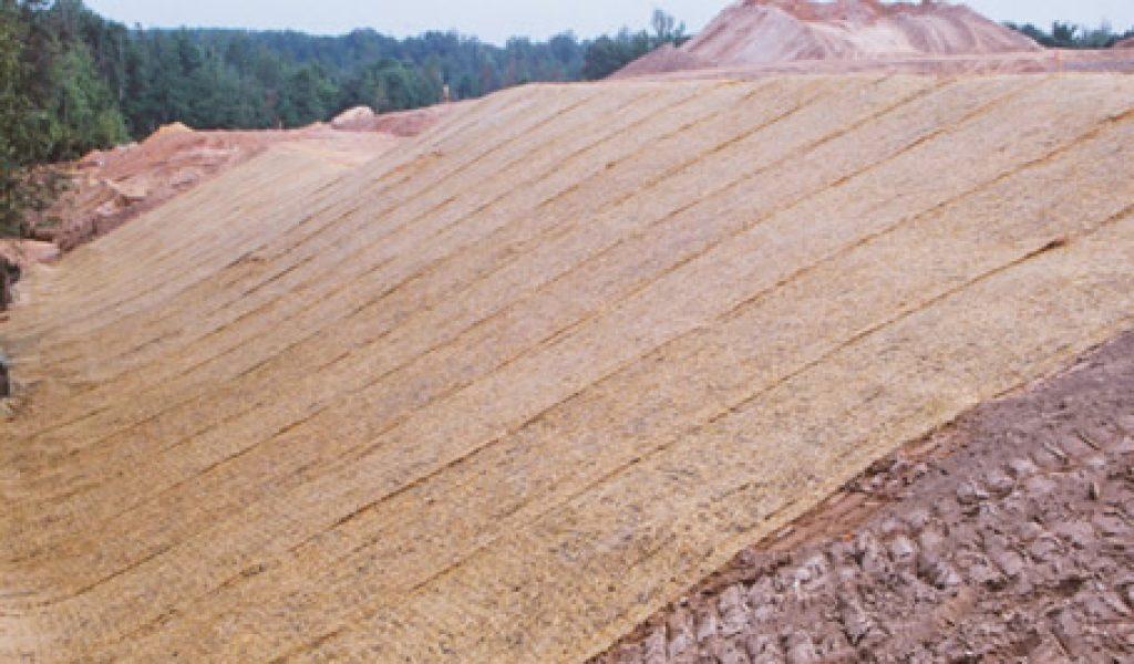 Straw Erosion Control Blankets