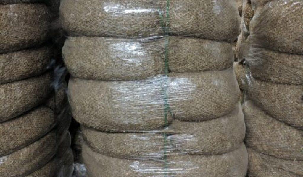 Straw Wattles - Excel Straw Logs